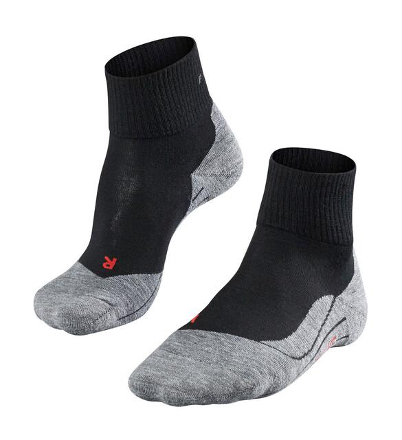 Falke TK5 Short Trekking Socks Herren black mix